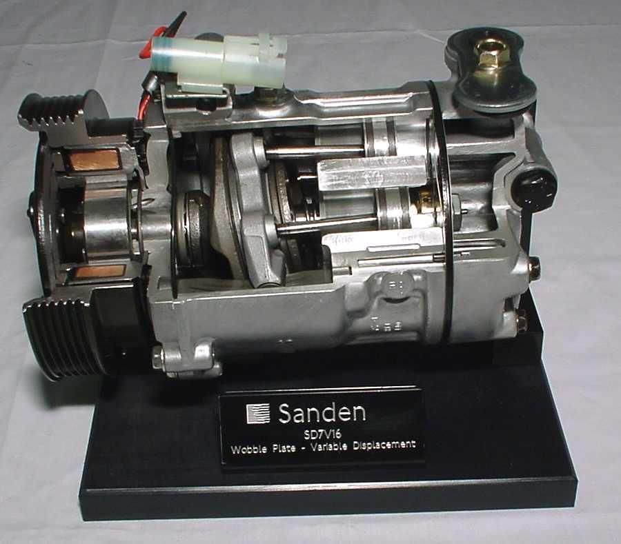 汽车空调-环保508 汽车空调压缩机